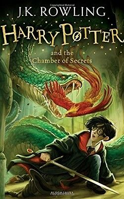 Harry Potter And The Chamber Of Secrets (2/7) - Book by J.K. Rowling (Paperback)