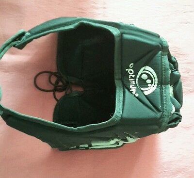 Optimum extreme protection rugby headguard