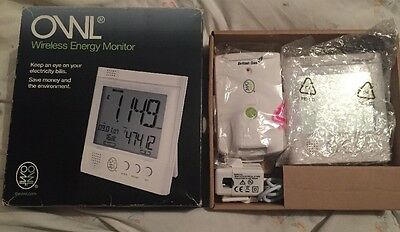 OWL Wireless Energy Monitor (Electricity Monitor)