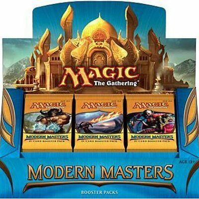 Modern Masters Booster Box OVP Sealed EN - English