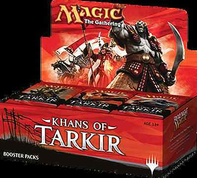 Kahns of Tarkir Booster Box OVP Sealed DE - Deutsch