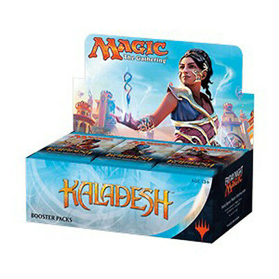 Kaladesh Booster Box Display OVP Sealed EN - English