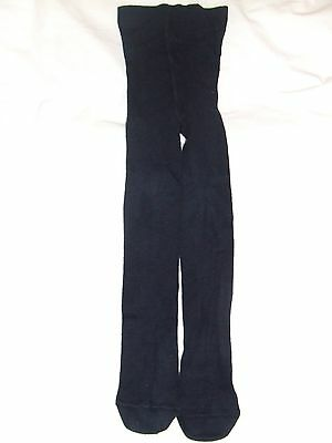 Girls Navy tights age 3-4 from M&S