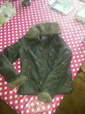 marks and spencer coat age 13-14