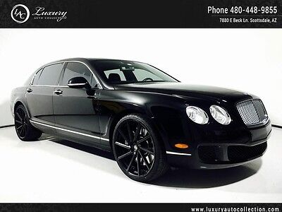 2013 Bentley Continental Flying Spur Flying Spur Sedan 4-Door 22 KoKo Couture Wheels_Contrast Stitching_Piano Wood_Naim Sound 12 14