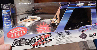Pico Z REMOTE CONTROLLED HELICOPTER CHOPPER IN GOOD CONDITION