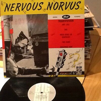 LP Nervous Norvus 'Transfusion'