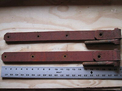 Vintage Barn Door Hinge