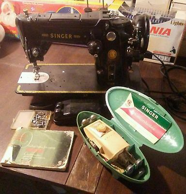 SINGER 319w HEAVY DUTY INDUSTRIAL STRENGHT SEWING MACHINE