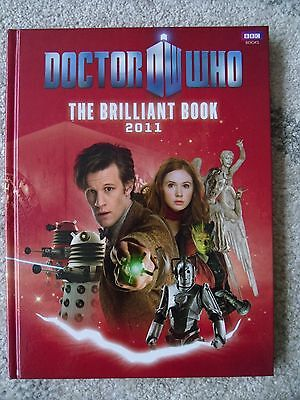 Doctor Who The Brilliant Book 2011