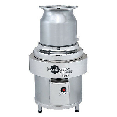 Insinkerator SS-300 Disposer - 3 HP Motor