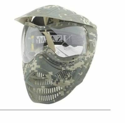 Tippmann US Army Ranger Performance Paintball Goggle Mask - Digital Camo