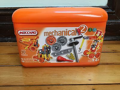 Meccano 120-Piece Set - Ages 4+ - Excellent Condition!!