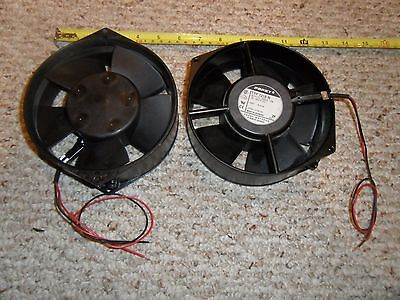 EMP-PAPST DC Axial Fan Series 7200 N TYP 7218 N  48 VDC 150 x 55 mm New 2 for 1