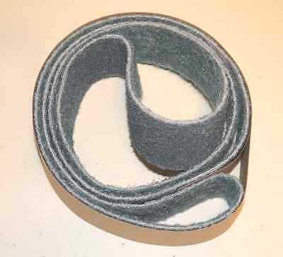 "2""x 72"" Sanding Belt Surface Conditioning- Very Fine Blue"