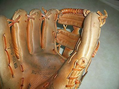 Whitey Ford Glove, Left Handed, By Spalding