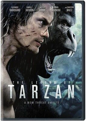 The Legend of Tarzan [New DVD] Special Edition, 2 Pack, Eco Amaray Case