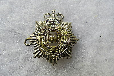 NEW LIST! #401 Canadian Military Insignia - RCASC cap badge