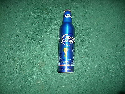 1 2010 Fifa World Cup Bud Light Mexico Aluminum Beer Bottle Alu By Budweiser