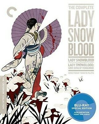 The Complete Lady Snowblood (Criterion Collection) [New Blu-ray] Restored, Spe