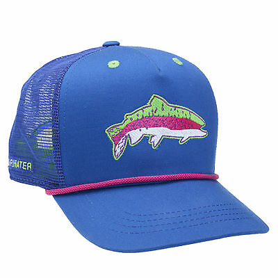 Rep Your Water Ravin' Rainbow Trout Hat