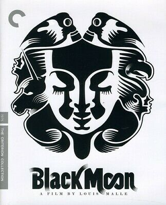 Black Moon (Criterion Collection) [New Blu-ray] Subtitled, Widescreen