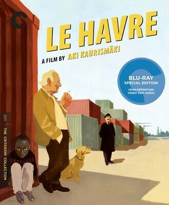 Le Havre (Criterion Collection) [New Blu-ray] Digital Theater System, Subtitle