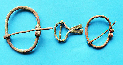 Ancient Viking Period Brooch Fibula