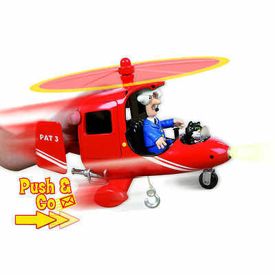 Postman Pat SDS Helicopter