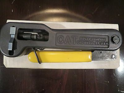 CAT Compression Assembly Tool Cablematic Ripley Company CAT-SPL NEW IN BOX