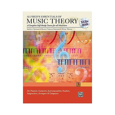 Alfred Essentials Music Theory Complete Course Bk/2CD