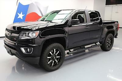 "2016 Chevrolet Colorado  2016 CHEVY COLORADO CREW Z71 4X4 NAV 20"" WHEELS 10K MI #105457 Texas Direct Auto"