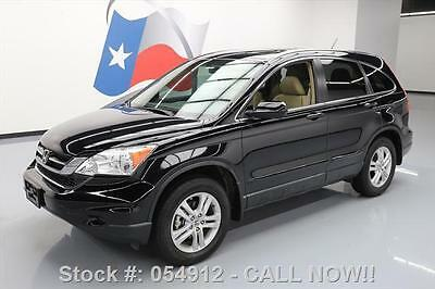 2011 Honda CR-V EX-L Sport Utility 4-Door 2011 HONDA CR-V EX-L SUNROOF HTD LEATHER ALLOYS 51K MI #054912 Texas Direct Auto