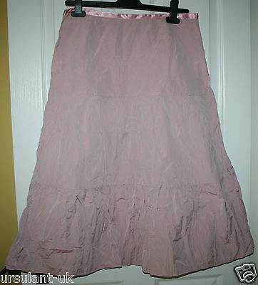 XETRA Italy Lilac Silky Skirt 16 years Excellent Condition