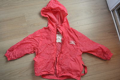 Kway rose_Marque Tex 3 ans