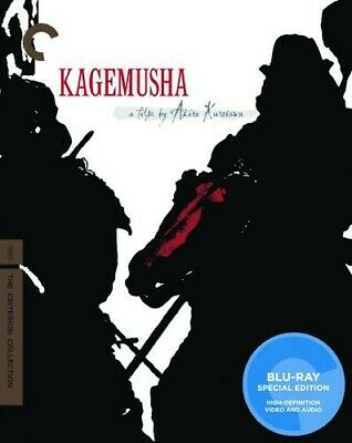 Kagemusha (Criterion Collection) [New Blu-ray] Subtitled, Widescreen