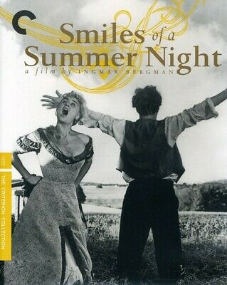 Smiles of a Summer Night (Criterion Collection) [New Blu-ray] Black & White, F