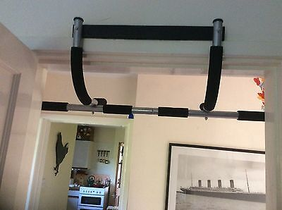 Pull-Up Bar Push Up Strength Workout Gym Exercise Fitness