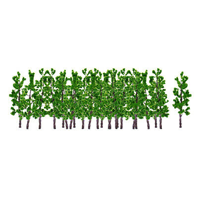 10X Model Trees Train Railway Architecture Forest Scenery Layout N Z Scale