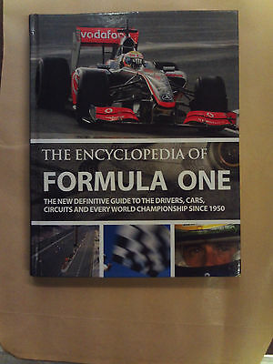 The Complete Encyclopedia of Formula One by Tim Hill (Hardback, 2009)