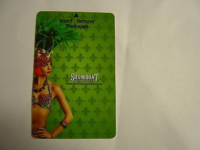 Atlantic City Showboat Room Key For Collectible