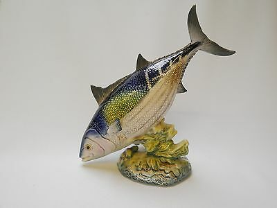 Rare Original Beswick China Oceanic Bonito Fish Model No 1232 - Made in England