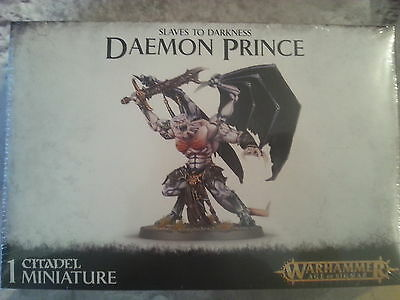 Warhammer 40K Chaos Daemons / Space Marines Daemon Prince - New & Sealed