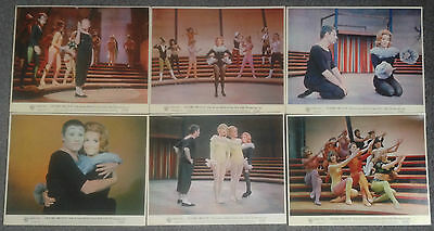 LOT OF 6 ORIGINAL LOBBY CARDS STOP THE WORLD I WANT TO GET OFF Millicent Martin