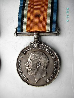 South  Africa Issued War Medal Named. S.a.h.a