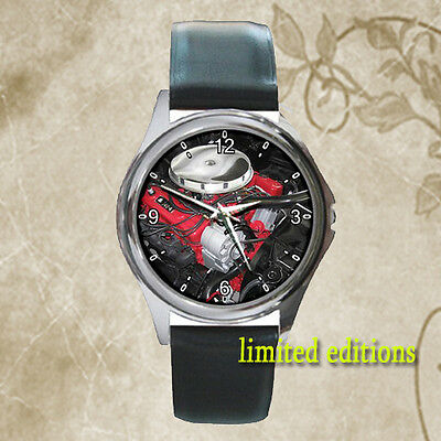Limited !! 1967 buick gran sport 340 classic car Coupe leather watch