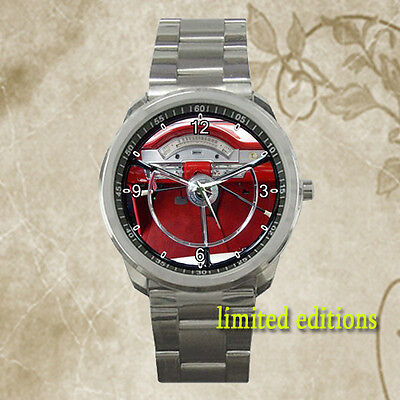 Limited !! 1958 ford ranchero Steering Wheel classic car sport watch
