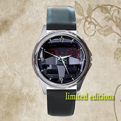Limited !! 1985 1997 renault alpine gta v6 gt Steering classic car leather watch