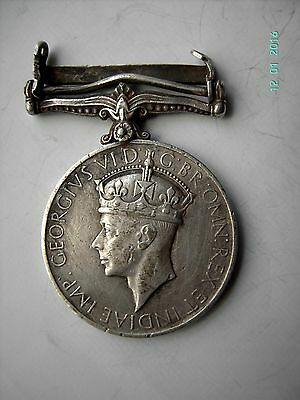 Long Service Medal .african Pioneer Corp. Named