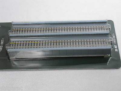 Kato n scale Unitrack 20-457 Double Track Plate Girder Bridge 186mm Grey
